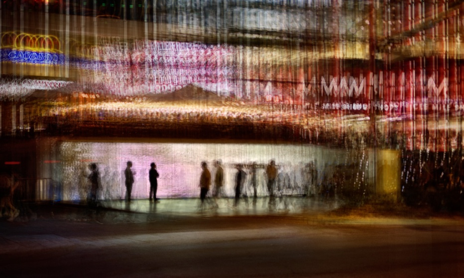 Mall Fountain, Las Vegas, 2010 Jim Kasson