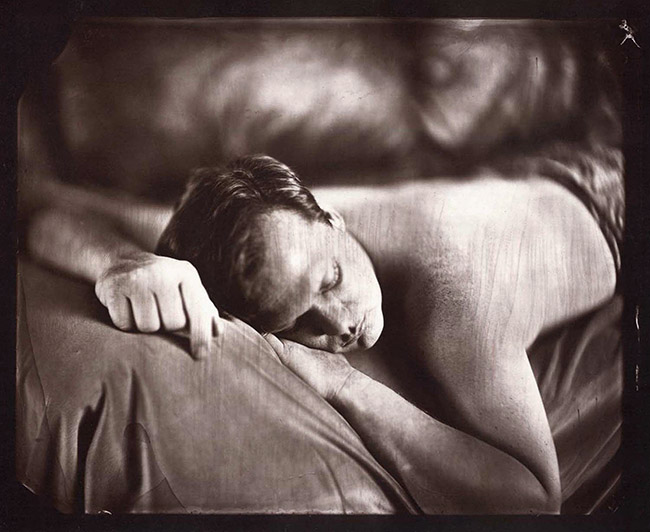 Sleeping (Husband)©France Scully Osterman
