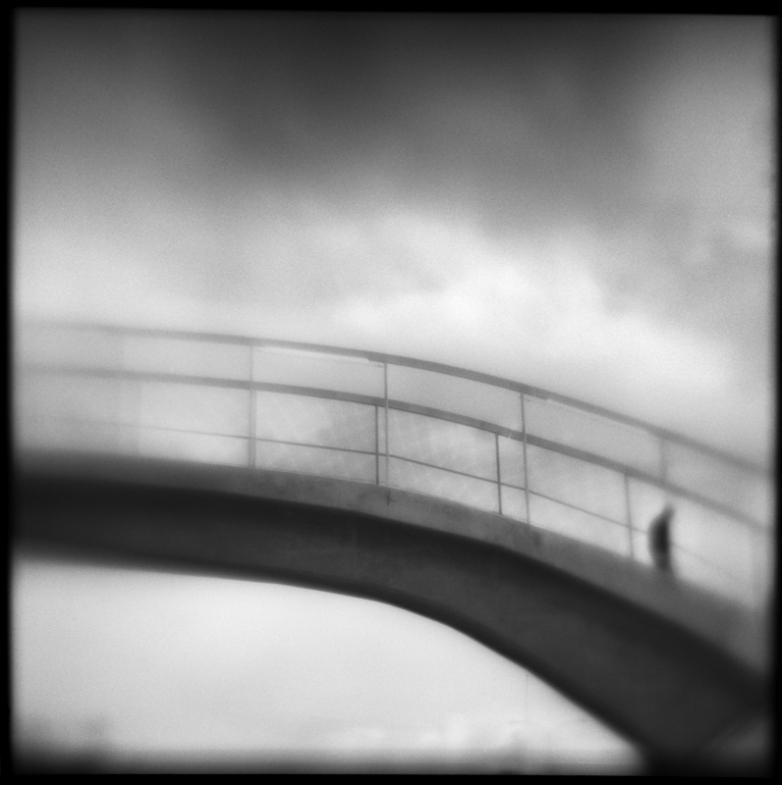 Bridge To Nowhere by Susan Burnstine