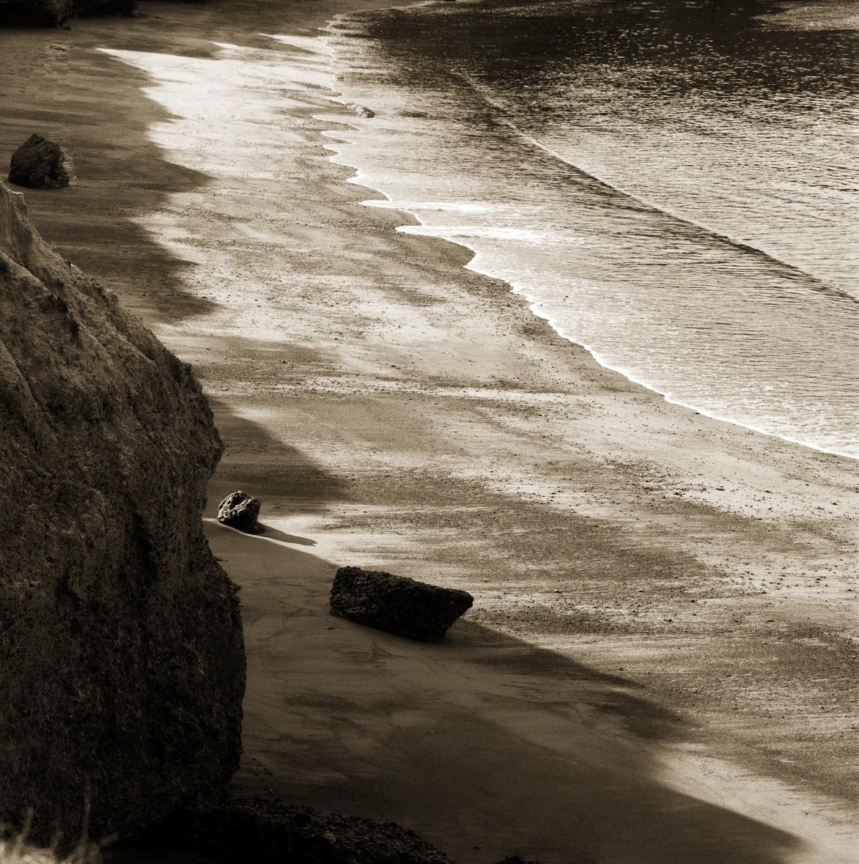 Whaler's Beach © Jack Wasserbach
