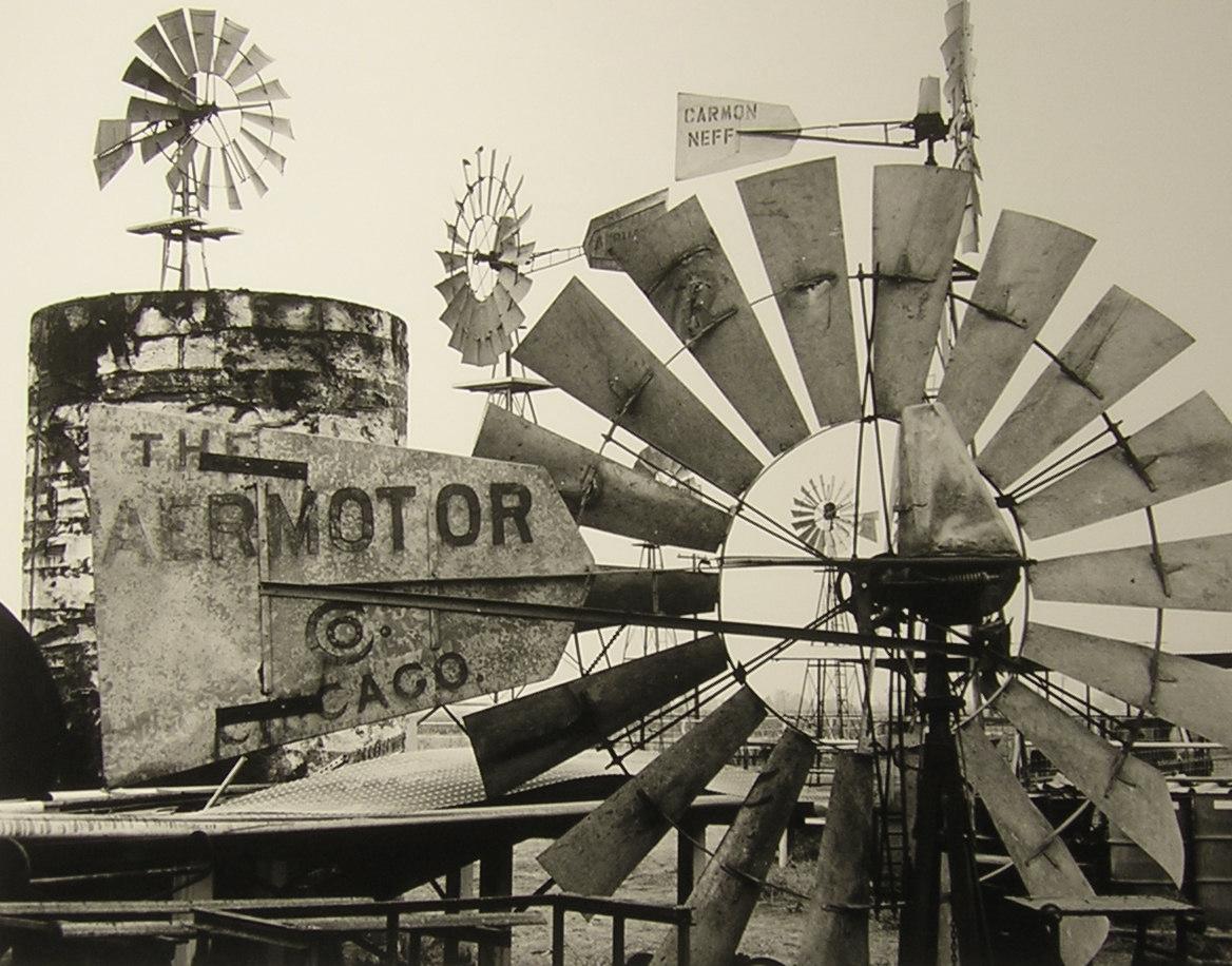 Windmills © Randy Efros