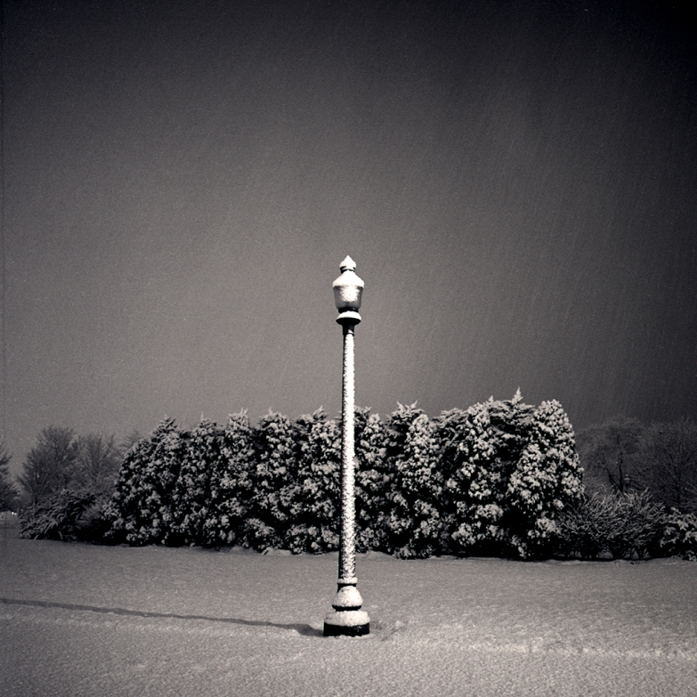 Lamp Post © Bill Schwab