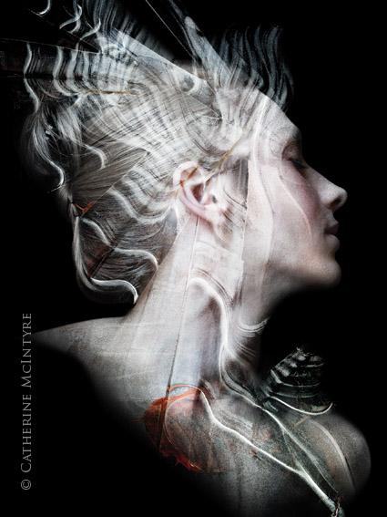 Ice White ©Catherine McIntyre
