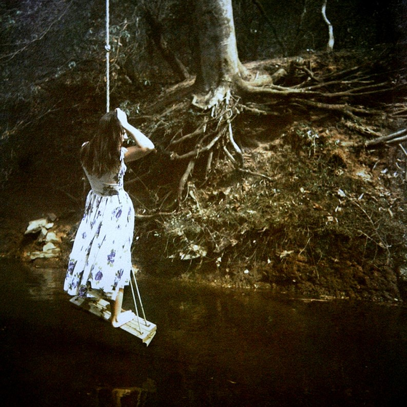 Girl on a Swing © Diana Bloomfield