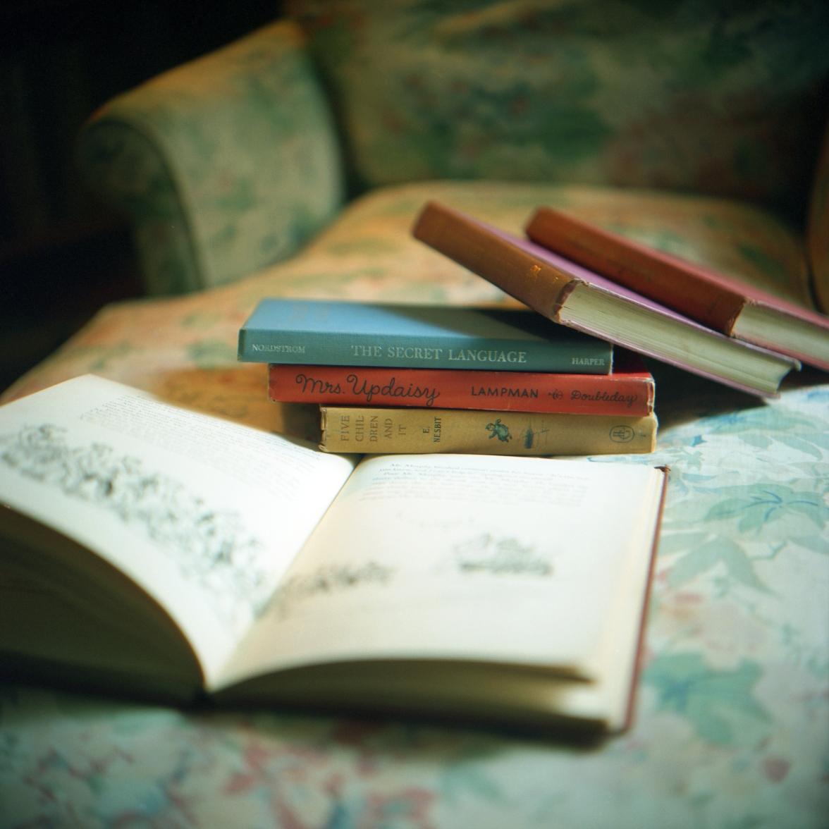 The Secret Language © Aline Smithson