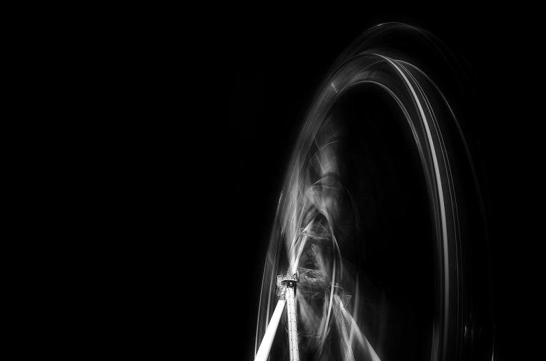 Spinning Around by Mihai Florea