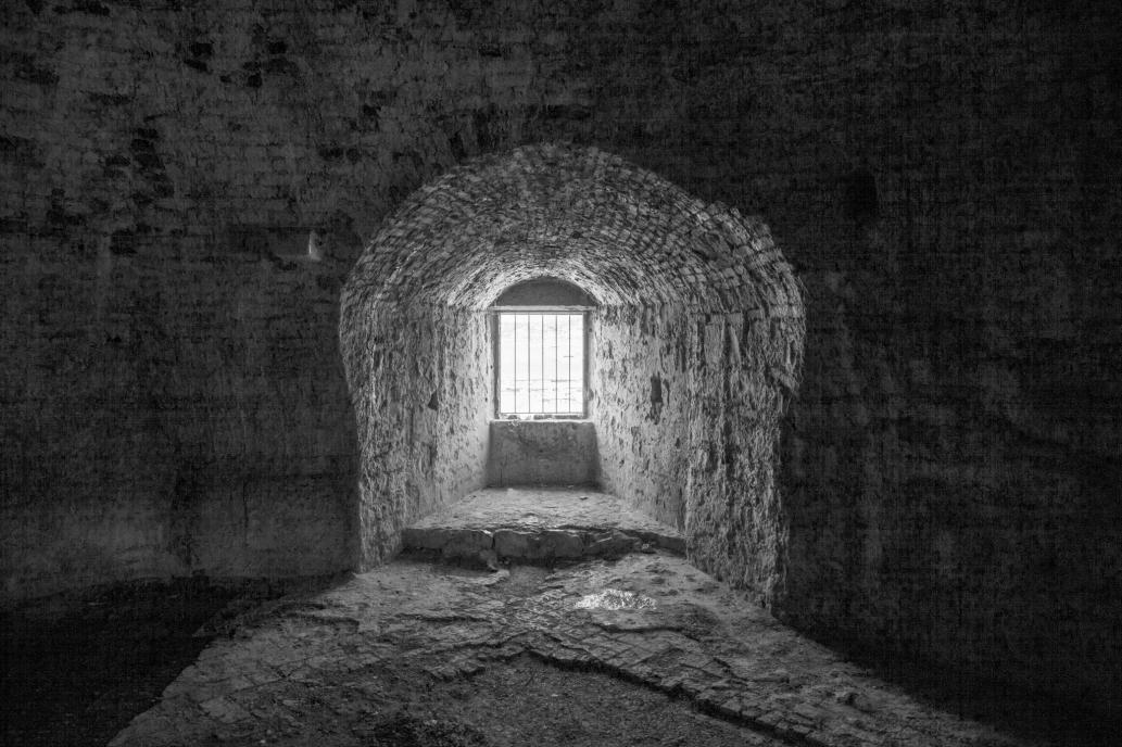 Castle Window Trogir © Alan Ross