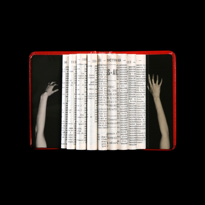 She's an Open Book © Heidi Kirkpatrick