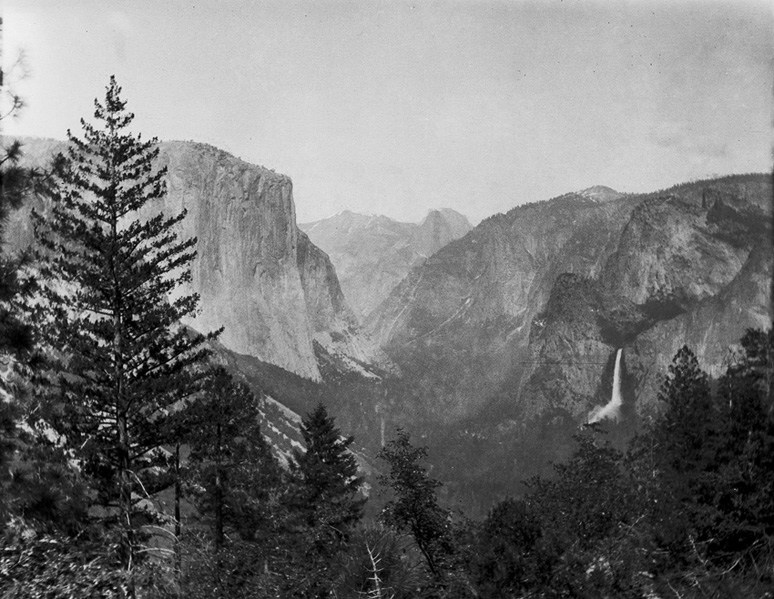 Yosemite 1915 © Albert Augustus Jeaneret