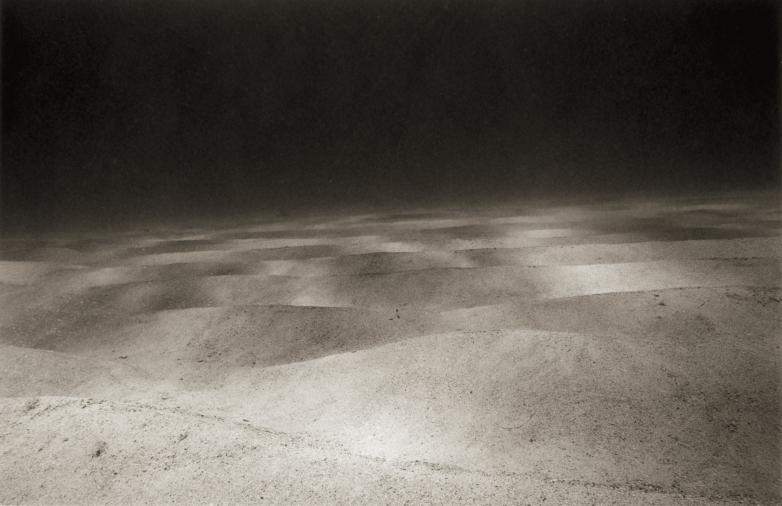 Dappled Sandscape © Robin Robinson