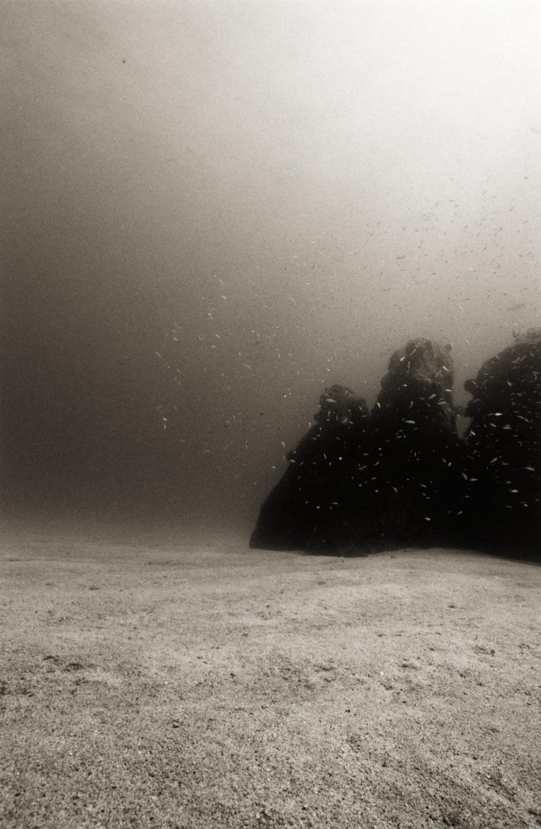 Sandscape and Pillars © Robin Robinson