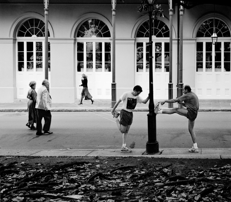 Runners © Norm Snyder