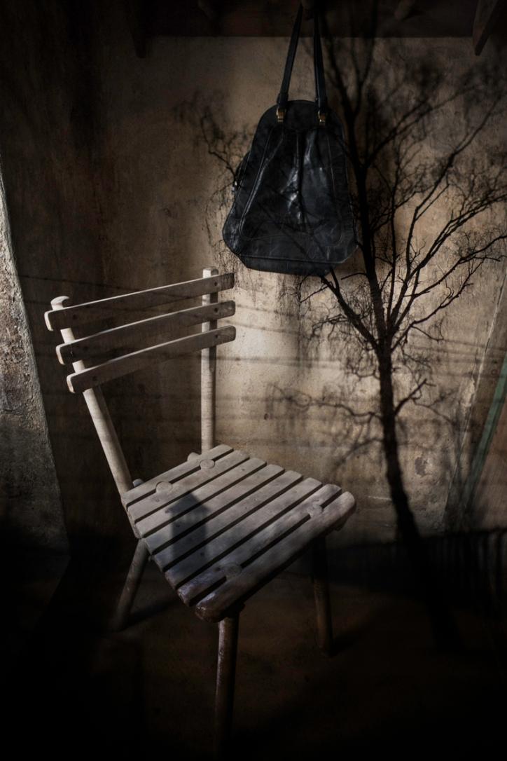 After Departure, Terezîn © Keron Psillas