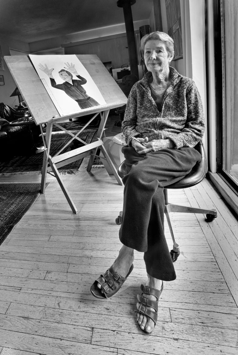 Betty Bailey © Kurt Fishback
