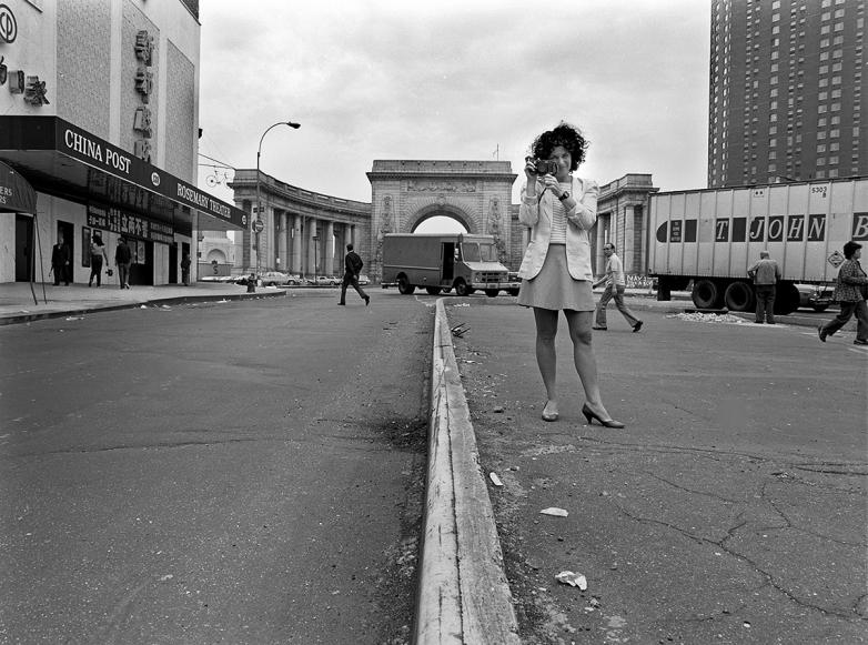 Eve Sonneman © Kurt Fishback