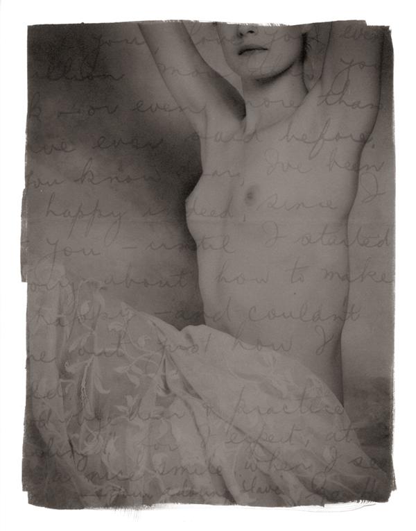 Your Adoring Slave © Brigitte Carnochan