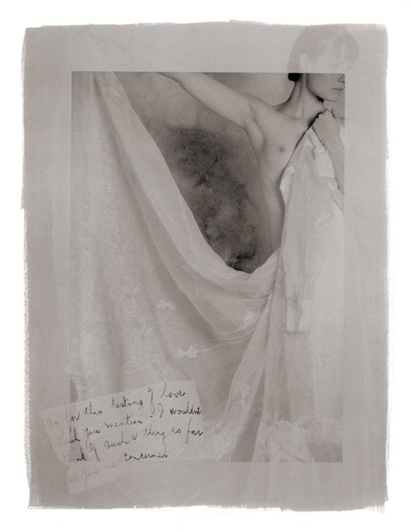 Testing of Love © Brigitte Carnochan