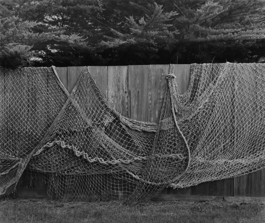 Fish Net over Fence by Edna Bullock © Bullock Family Photography LLC