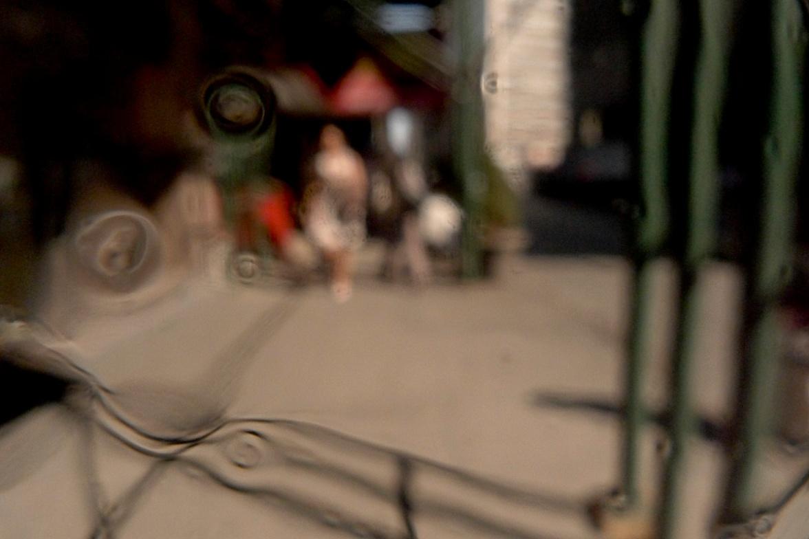 Under the Scaffold © Matt Roberts
