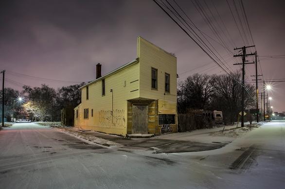 Corner Building Delray © Bill Schwab