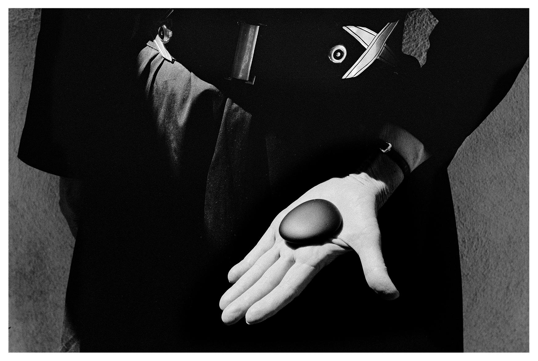 O'Keefe Stone © John Loengard