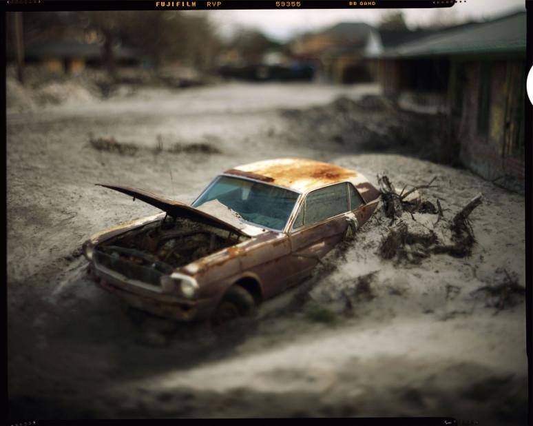 © David Burnett