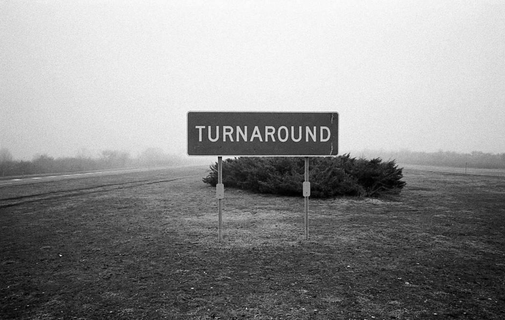 Turnaround © David Carol
