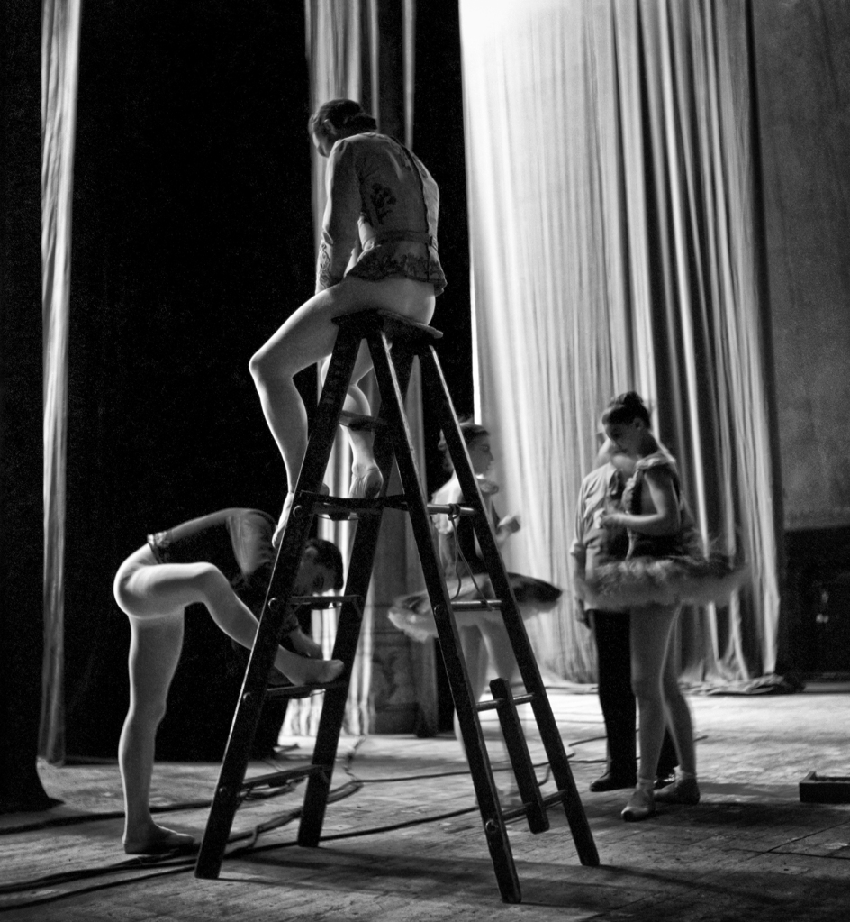 Ballet © Fred Lyon