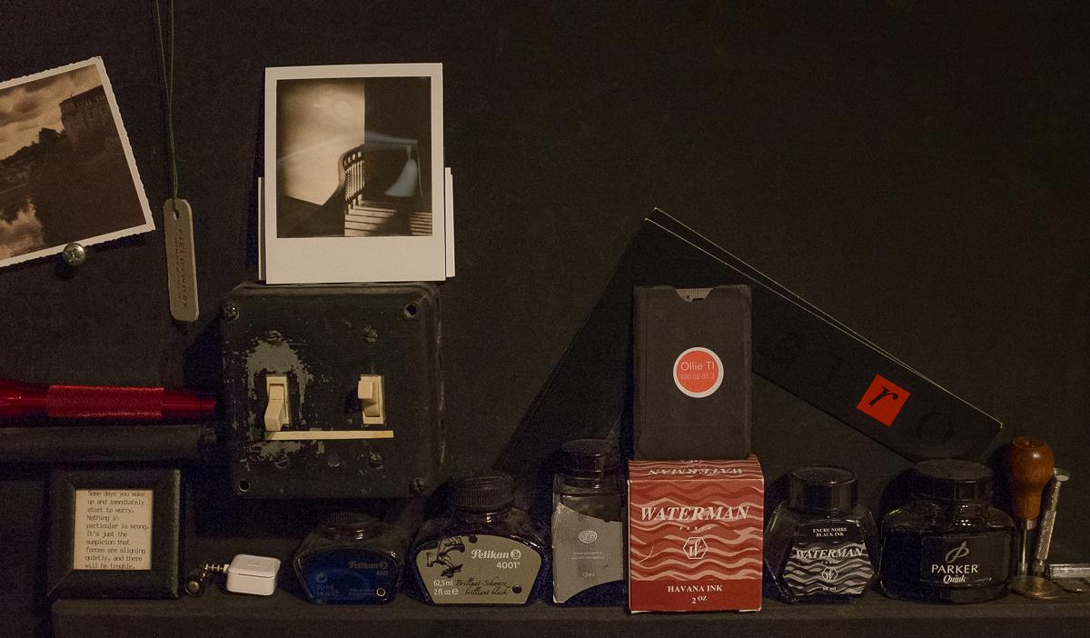 Darkroom Wall ©Keith Taylor