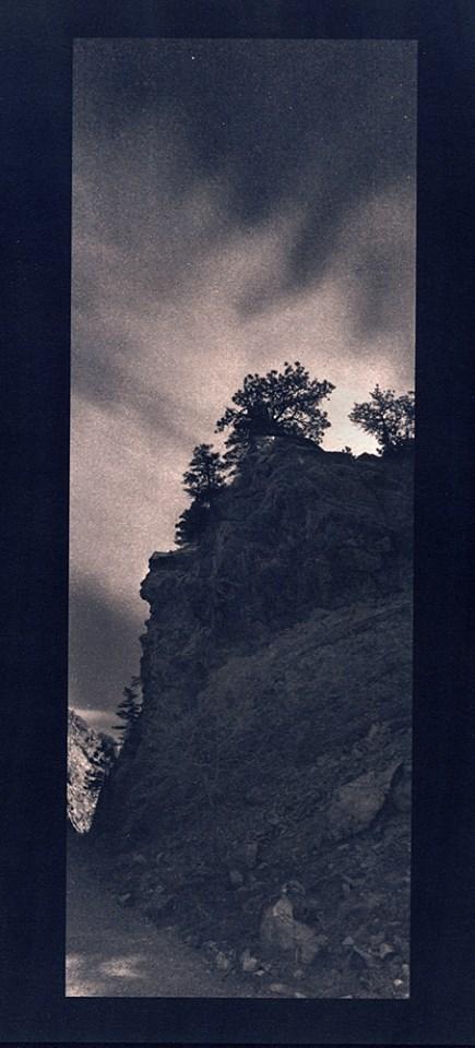 A Contre Lune © Denis Roussel